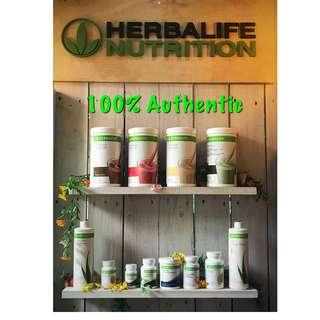 Herbalife Nutritions