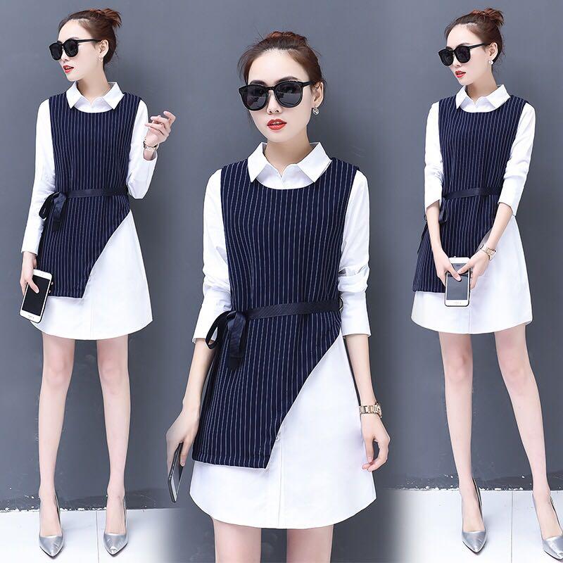 2018 Latest Korean Fashion Dress Women S Fashion Clothes Dresses