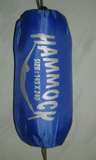 Hammock (ayunan pohon)