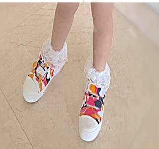 PHY1001 - (Clearance Sale) New Camouflage Canvas Boys Girls Sneakers Casual Shoes