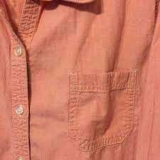 Old Navy Oversized Polo Coral