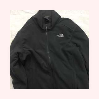 North Face Fleece Jacket Anthacrite Gray