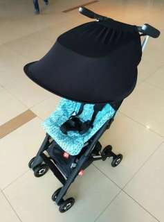 ⭐️Ready Stocks-Sun Shade Cover for GB Pockit Stroller
