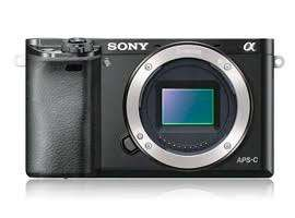 Sony A6000 Mirrorless Body Only Kredit Cepat Tanpa CC