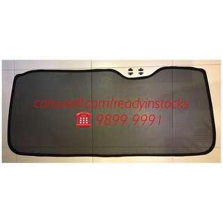 Toyota Hiace Van Magnetic Sun Shade Rear Windscreen / Hiace Accessories