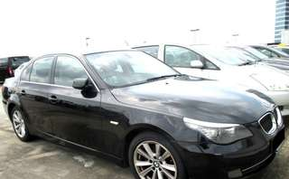 Bmw 525i E60 LCI Gearbox with sunroof
