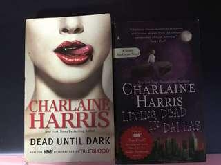 Charlaine harris true blood bundle