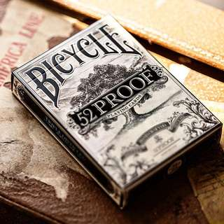 Bicycle 52 Proof Whiskey Playing Cards