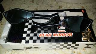Side Mirror Rizoma For Yamaha, Honda, Suzuki