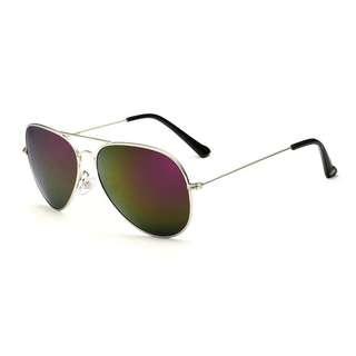 Unisex Veithdia Sunglasses Model 002 - Purple