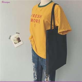 Korea Style Tote Fashion Bag Matt