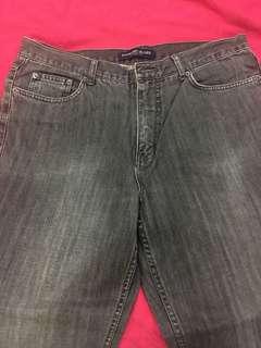 Giodarno Black Jeans