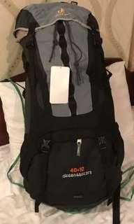 Bag hiking Deuter Aircontact 40+10 Pro
