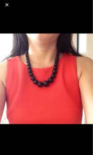 Necklace Black