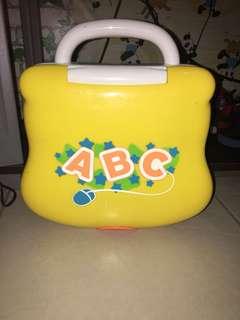 Toys R us(toddler laptop)