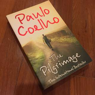 (Save $5, 45% Off) The Pilgrimage by Paulo Coelho (U.P. $11)