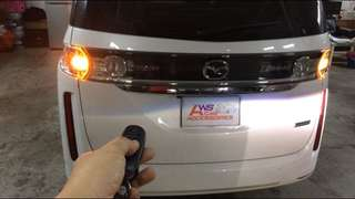 Mazda Biante👉2017 Installed Promotion Package Electronic Tailgate Lift (All Products Plug N Play)