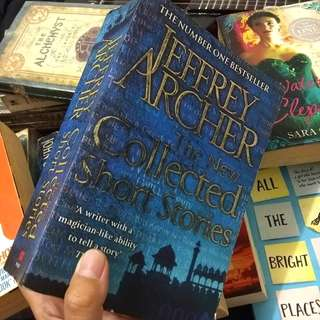 Jeffrey Archer The New Collected Short Stories