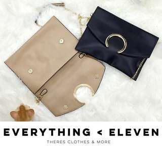 Elegant Slim Sling Bag