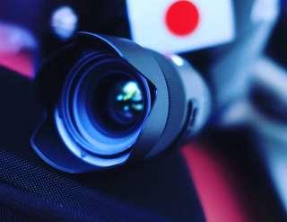 Jual lensa fix tamron 35mm for full frame kamera atau apsc sensor made in japan