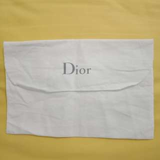 Dustbag dior