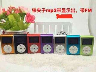 HT-MP3 with Screen free headset and usb cable