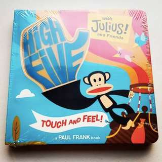 High Five with Julius and Friends: A Paul Frank Book