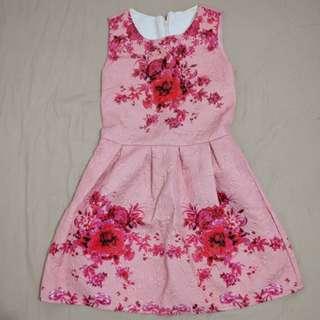 PRELOVED! Rose Pink Dress