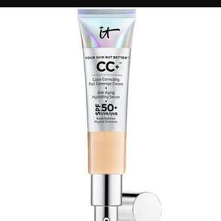 IT Cosmetics Your Skin But Better CC Cream In Medium