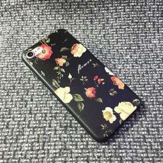 Floral case 5/5c/5s/SE