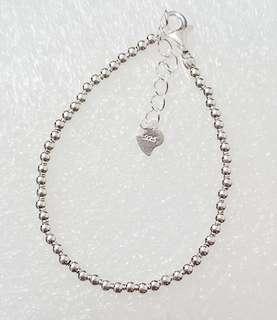 🚚 串珠純銀手鍊