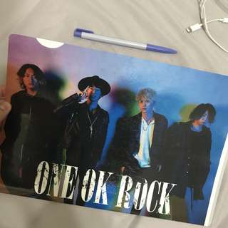 ONE OK ROCK 資料夾