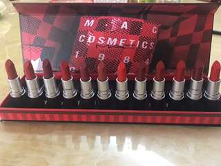 Lipstick mate 12pcs