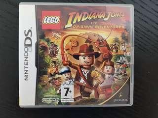 Lego Indiana Jones: The Original Adventures DS