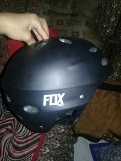 BRAND NEW FOX HELMET 1.5 K EACH