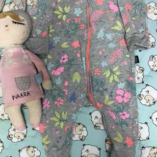 Bonds Wondersuit 3-6m