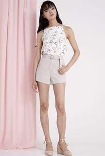 Verdi High Waist Shorts
