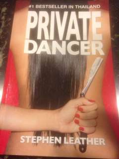Private Dancer by Stephen Leather