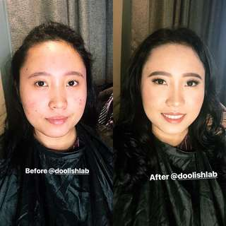 Make Up Service by Certified Professional MUA