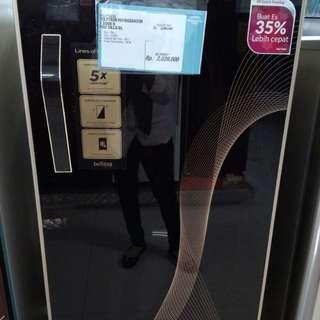 Berbagai macam kulkas 1 pintu bisa kredit