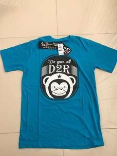 "T-Shirt Distro ""Blue"""