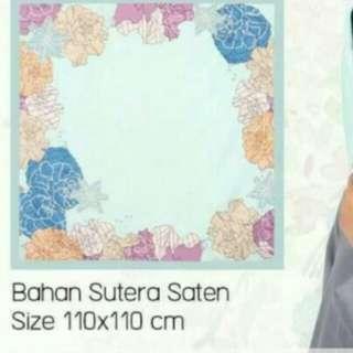 Jilbab Silk umama square