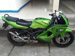 Kawasaki ninja rr 2011 kereen siap pakai