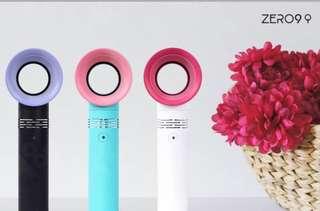 ZERO9 無葉片時尚手持風扇