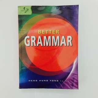 Better Grammar Assessment Book