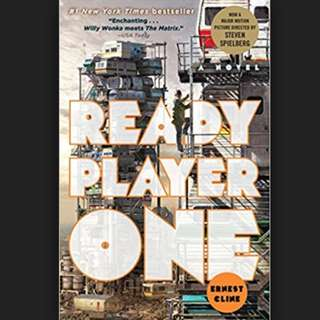 Ebook // Ready Player One Book by Ernest Cline