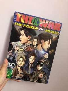 EXO The War 專輯