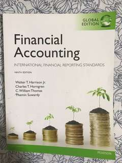 Financial Accounting Ninth Edition - Pearson