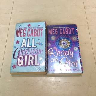 All American Girl Series - Meg Cabot