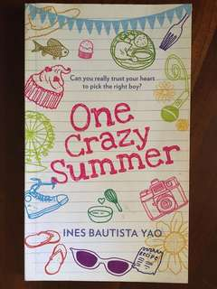 Pocketbook: One Crazy Summer